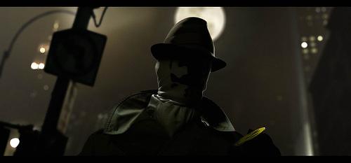 El fotograma oculto del último trailer de 300... Rorschach en persona!